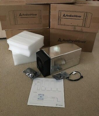 Avalon Miner 741 Canaan 7.3 TH/S 1150W ASIC BTC Bitcoin Miner. Not Antminer S9