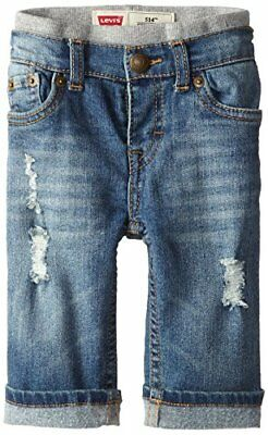Levi's Baby Boys' Murphy Pull-On JeansVintage Sky 6-9 Months
