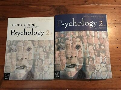 Psychology: An Australian Perspective. 2nd Edition Plus Free Study Guide