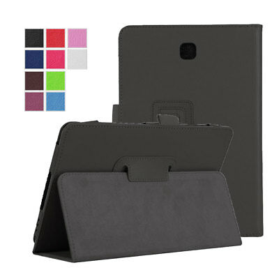 For Samsung Galaxy Tab A 8.0 SM-T350 Tablet Case Slim Leather Cover Stand Folio