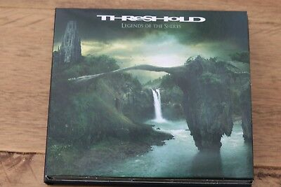 Threshold - Legends of the Shires (2CD digipak 2017)