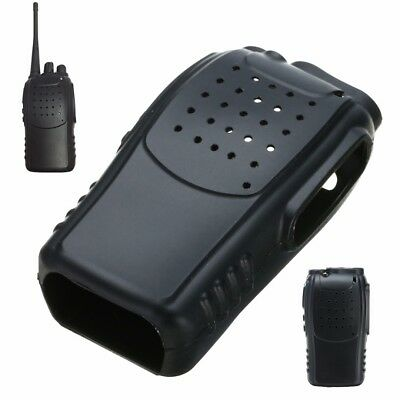 Soft Handheld Silicone Cover Rubber Case For BaoFeng 888S Walkie Talkie Radios