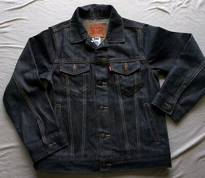 Levi Strauss Kids Denim Jacket Size 10-12Years