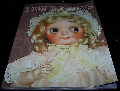 3 Fabulous Doll Magazines From The Ufdc (Usa)