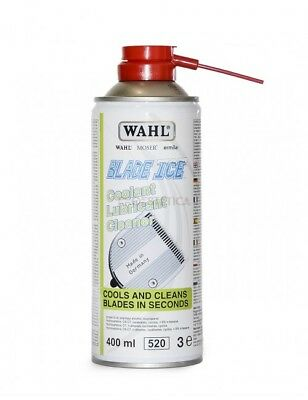SPRAY REFRIGERANTE 400 ml - WAHL- TOSATRICE TAGLIACAPELLI