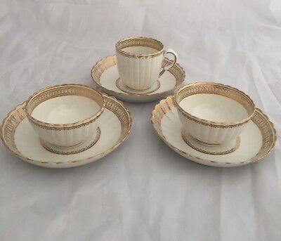 Vintage Tea Cup And Sake Cups With Saucers