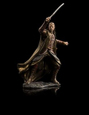 The Hobbit LORD ELROND OF RIVENDELL: DOL GULDUR 1:30 Scale Miniature IN STOCK