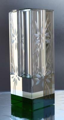 Crystal Glass Vase in Gift Box