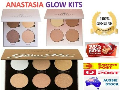 ANASTASIA Beverly Hills Glow Kit Contour That Glow Gleam Ultimate Glow - AUSSIE