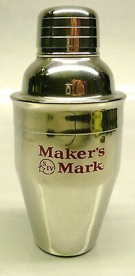Makers Mark Manhattan Cocktail shaker, promotional