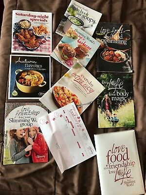 Slimming World Pack Extra Easy and Recipe Books