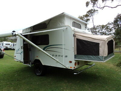 Model Jayco Eagle Outback 2004 Modifications Now In Progress