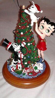 betty boop collectible figurines