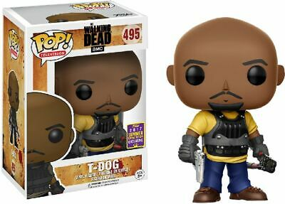 The Walking Dead T-Dog Pop! Esclusivo Summer Convention 2017