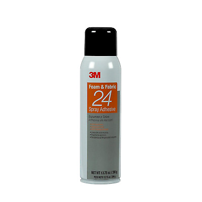 3M Foam & Fabric 24 Spray Adhesive Industrial Grace 20 oz Can