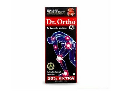 Dr.Ortho Ayurvedic(Herbal) Medicinal Oil for Relief on muscles & body pain