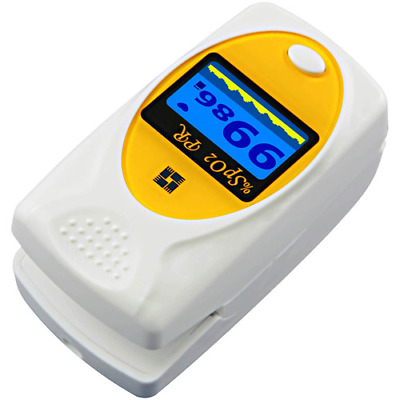 New Quest 3-in-1 Pulse Rate Oximeter Healthcare & Diagnostic Tests Monitor Kit