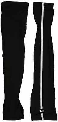 Under Armour Women's Pronto Pace Arm Sleeve, Black/Reflective, One Size