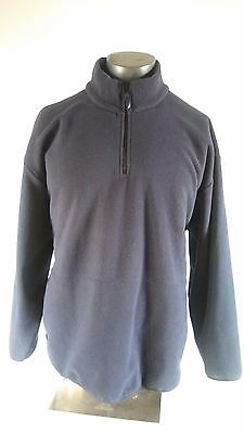 Nautica Competition 1/2 Zip Pullover Jacket Shirt Men's Size 3XL Navy Blue