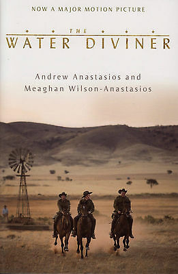 The Water Diviner by Andrew Anastasios, Meaghan Wilson-Anastasios NEW (P/B 2015)