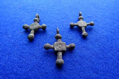 Viking Kievan Rus Decorative Cross Pendants