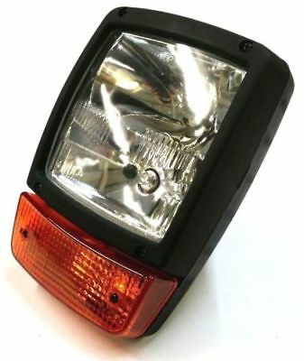 Jcb Parts -- Head Lamp Assembly - Right Hand Dip (Part No. 700/50055)