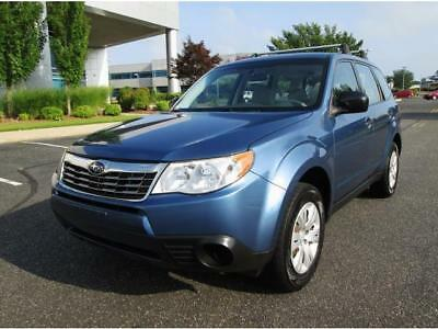 2010 Subaru Forester 2.5X 2010 Subaru Forester 2.5X 5 Speed AWD Low Miles Sharp Color Extra Clean Must See