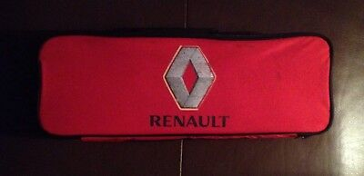 Unused 2013 Renault Clio Roadside Safety Kit with Carry Case - S40