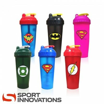 Perfect Shaker Hero & WWE Wrestling Shaker Mix Becher 800ml NEU
