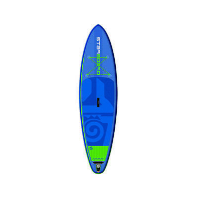 """inflatable SUP starboard 10'5""""X32"""" wide poin zen"""