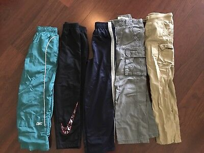 Boys Clothes Size 7-8 Lot