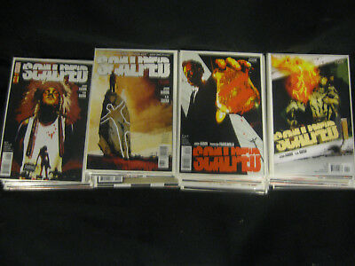 Scalped Comic Issues 1-11, 13-53 NM