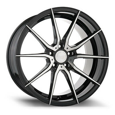 19 Avant Garde M590 Wheels Set Rims Mercedes Benz W204 C250 C300