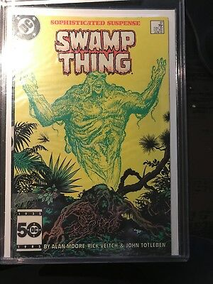 Near Mint Condition: The Saga of Swamp Thing