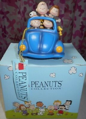Peanuts Collection - Westland - On the Road Again - Charlie Brown - Snoopy