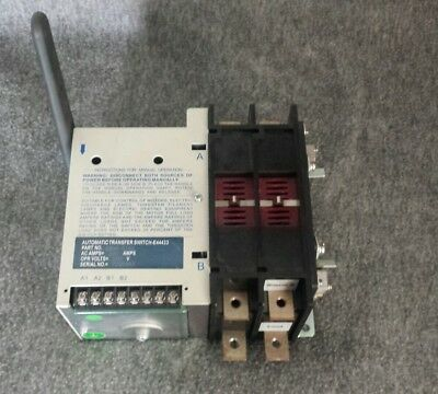 Onan 200 Amp Transfer Switch For Generator Project