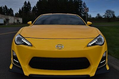 2015 Scion FR-S Series 1.0 TRD 2015 Scion Frs Series 1.0 Limited edition TRD