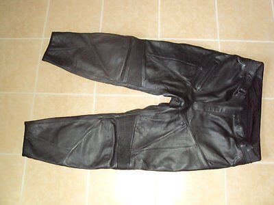 Alpinestars Leather Riding Pants