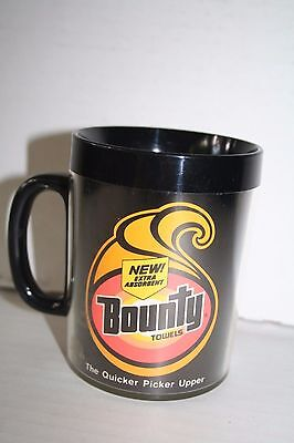 Bounty Towels Advertising Thermo Serv Cup Tumbler