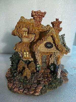 """Boyd'S Bearly-Built Villages ©2000 """"Bailey's Cozy Cottage"""" #2, Style 19002"""