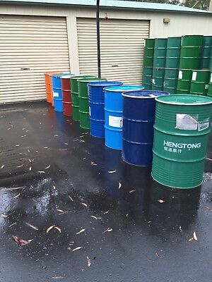 44 gallon drums Clean Food Grade