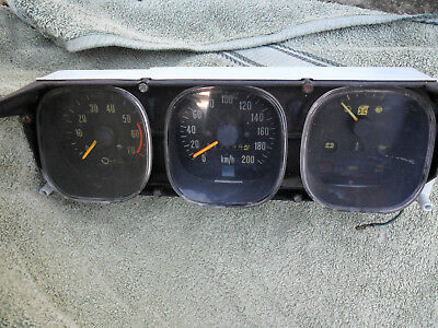 Holden Torana Lx Lh Sports Dash Sedan Hatchback Sl Slr A9X L34