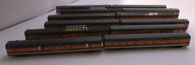 HO Scale Model Railroads & Trains - Great Northern Complete Train Set
