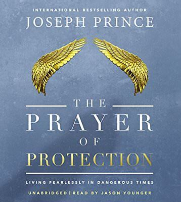 The Prayer of Protection by Joseph Prince (Unabridged on 5 CDs)