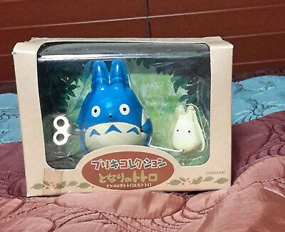 Totoro's little helpers wind-up tin toy from Studio Ghibli