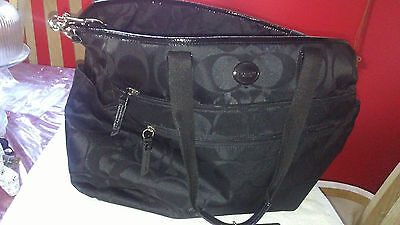 Coach Baby/diaper Bag