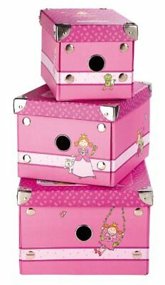 BRANDS: PINKY QUEENY - set of 3 boxes (Y5i)