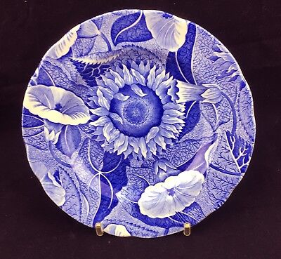 SPODE Blue Room Collection 'SUNFLOWER' Plate 15.5cm