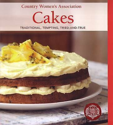 CWA Cakes by The Country Women's Association (Paperback, 2009)
