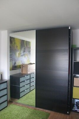 schrank und eckschrank pax serie eur 1 00 picclick de. Black Bedroom Furniture Sets. Home Design Ideas